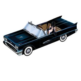 12 Units of Elvira 3-D Macabre Mobile Centerpiece assembly required - Store
