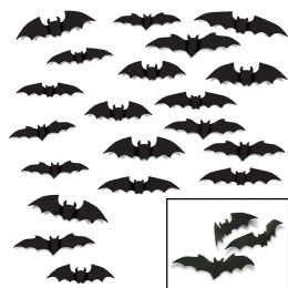 12 Units of Bat Silhouettes prtd 2 sides; 8–10 , 10–12 , 2–14 - Store