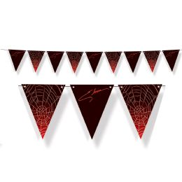 12 Units of Elvira Pennant Streamer assembly required - Party Banners