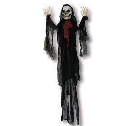 Skeleton Creepy Creature Posable Arms; Indoor Use Only; No Retail Packaging - Party Novelties