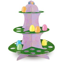 12 Units of Easter Egg Stand assembly required - Easter