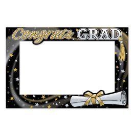 12 Units of Graduation Photo Fun Frame - Picture Frames