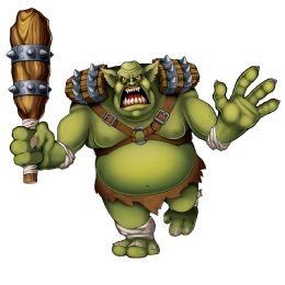 12 Units of Jointed Troll - Party Supplies