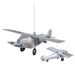 12 Units of 3-D Airplane Centerpiece Assembly Required - Party Center Pieces