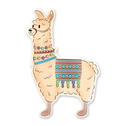 12 Units of Jointed Llama - Party Supplies