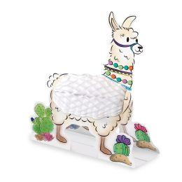 12 Units of Llama Centerpiece - Party Center Pieces