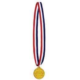 12 Units of USA Medal w/Ribbon - Store