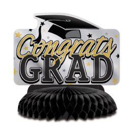 12 Units of Graduation Centerpiece - Party Center Pieces