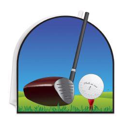 12 Units of 3-D Golf Centerpiece - Party Center Pieces