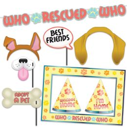 12 Units of Who Rescued Who Party Kit - Party Novelties