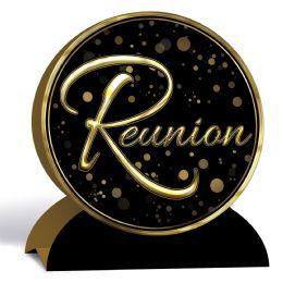 12 Units of 3-D Reunion Centerpiece - Party Center Pieces