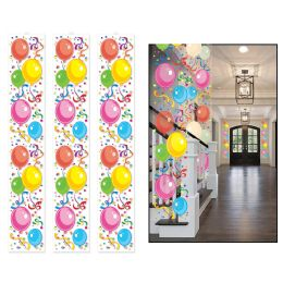 12 Units of Balloon Party Panels - Party Novelties