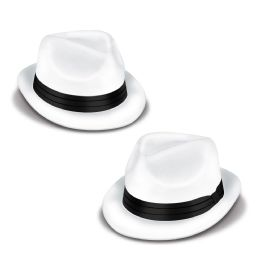 25 Units of Velour Havana Chairman Hat one size fits most - Costumes & Accessories