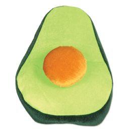 6 Units of Plush Avocado Hat One Size Fits Most - Plush Toys