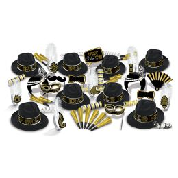 The Great 1920's New Year Asst For 50 - Party Supplies