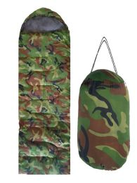 12 Units of ADULTS SLEEPING BAG CAMOUFLAGE PRINT BULK BUY - Sleep Gear