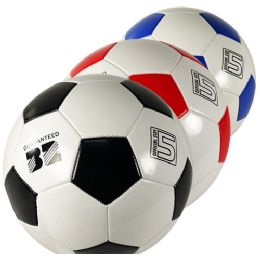 200 Units of Assorted Official Size Soccer Balls - Balls