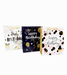 96 Units of Birthday Gift Bag Size XLarge - Gift Bags Everyday