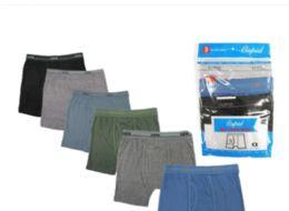 36 Units of Boy's Cotton Boxer Briefs Size S - Boys Underwear