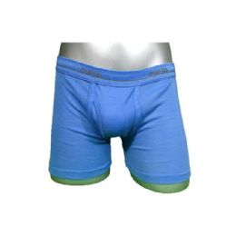 180 Units of Boys Boxer Brief Assorted Colors In Size Large - Boys Underwear