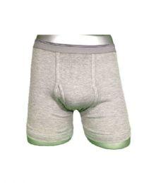 180 Units of Boys Color Boxer Brief Assorted Color Size Medium - Boys Underwear