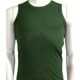 36 Units of Boys Tank Top Size 8-12 In Assorted Colors Black/Grey/Green - Boys T Shirts
