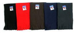 120 Units of Children's Fleece Scarves - Winter Scarves