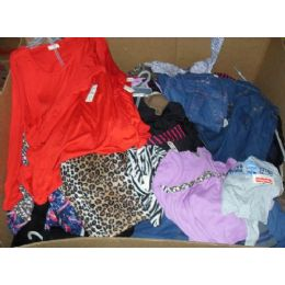600 Units of Clothing Pallets - Men's, Women's And Children's - Apparel