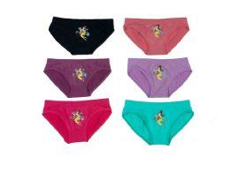 36 Units of Girls Seamless Brief Size M - Girls Underwear and Pajamas