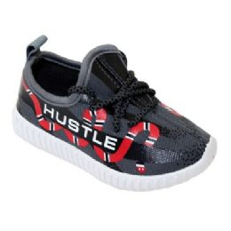 9 Units of Kids Snake Jogger - Boys Sneakers