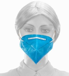 5600 Units of KN95 Disposable Surgical Mask in Blue - First Aid and Hygiene Gear