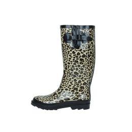12 Units of Ladies' Rubber Rain Boots Size 6-11 - Women's Boots