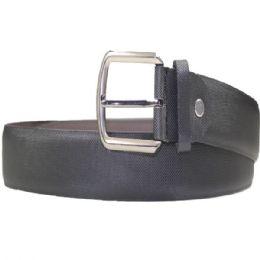 36 Units of Men Belt Large Pebble Style Belt - Mens Belts