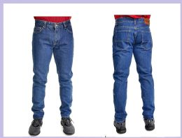12 Units of MEN'S FASHION BASIC JEANS - Mens Jeans