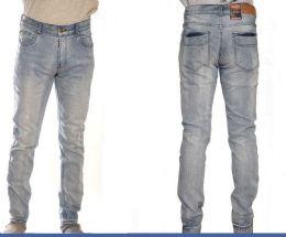 12 Units of MENS FASHION STRETCHED DENIM - Mens Jeans
