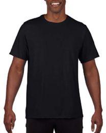 36 Units of Yacht & Smith Mens Cotton Crew Neck Short Sleeve T-Shirts Bulk Pack Value Deal, Black, X-Large - Mens T-Shirts