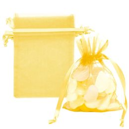 120 Units of Organza Pouches - Party Favors