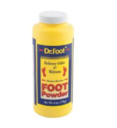 5004 Units of Powder Foot 6oz Moisture Absorb - Skin Care