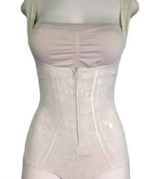 12 Units of Rubii Full Body Shaper Assorted Sizes In Beige Nude - Womens Intimates