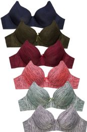 288 Units of SOFRA LADIES FULL CUP PLAIN BRA - Womens Bras And Bra Sets