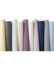 24 Units of Solid Cotton Percale Sheet Colored - Pillow Cases