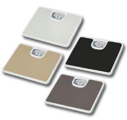 12 Units of Home Basics Non-Skid Mechanical Bathroom Scale - Bathroom Accessories