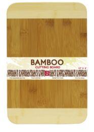 24 Units of Home Basics Bamboo Cutting Board - Cutting Boards