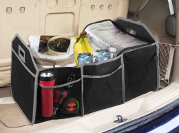 6 Units of Home Basics Trunk Organizer With Cooler - Travel & Luggage Items