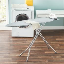 4 Units of Sunbeam Ironing Board with Cover & Rest - Laundry  Supplies