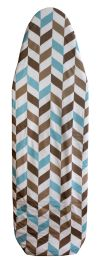 12 Units of Sunbeam Chevron Cotton Ironing Board Cover, Multi-Color - Laundry  Supplies