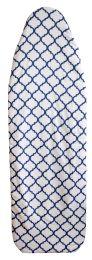 12 Units of Sunbeam Lattice Cotton Ironing Board Cover, Purple - Laundry  Supplies