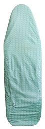12 Units of Sunbeam Geometric Cotton Ironing Board Cover, Aqua - Laundry  Supplies