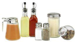 6 Units of Home Basics 7 Piece Condiment Set - Kitchen Knives