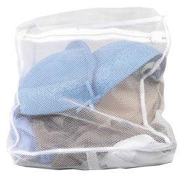 24 Units of Sunbeam Mesh Intimates Wash Bag - Laundry Baskets & Hampers